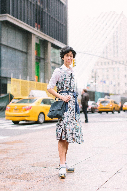 Yen Ha Week of Outfits