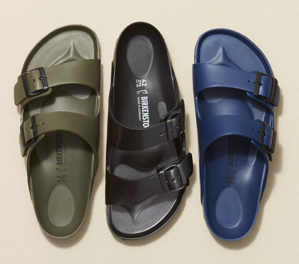 Waterproof Birkenstocks