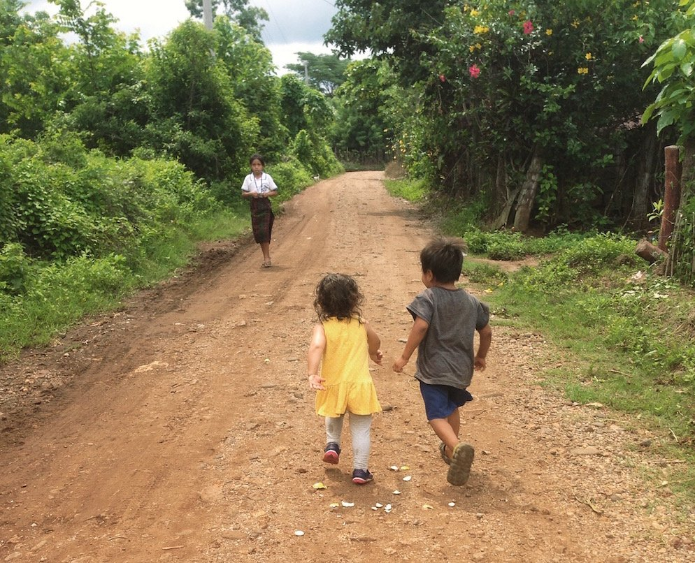 Parenting in Guatemala