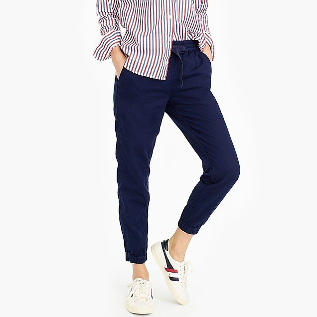 J. Crew point sur pants