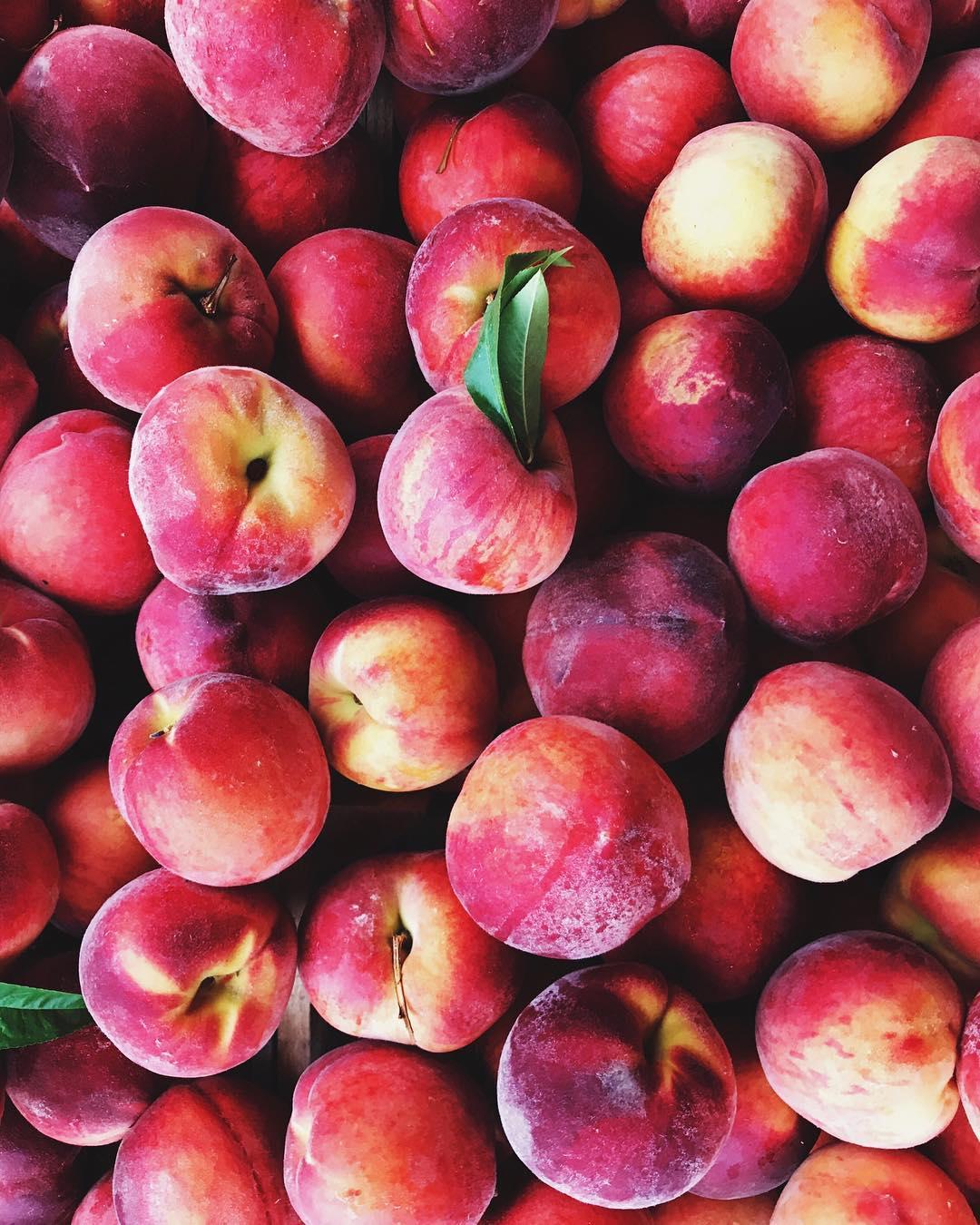 Peaches by Yossy Arefi