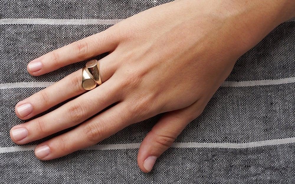 Five Beautiful Signet Rings