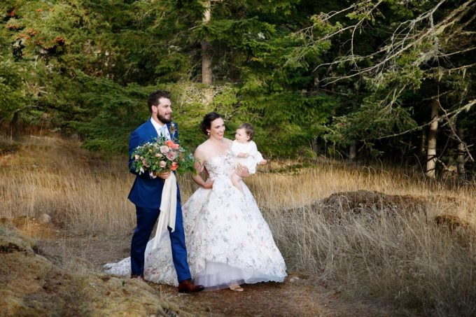 Orcas Island Wedding