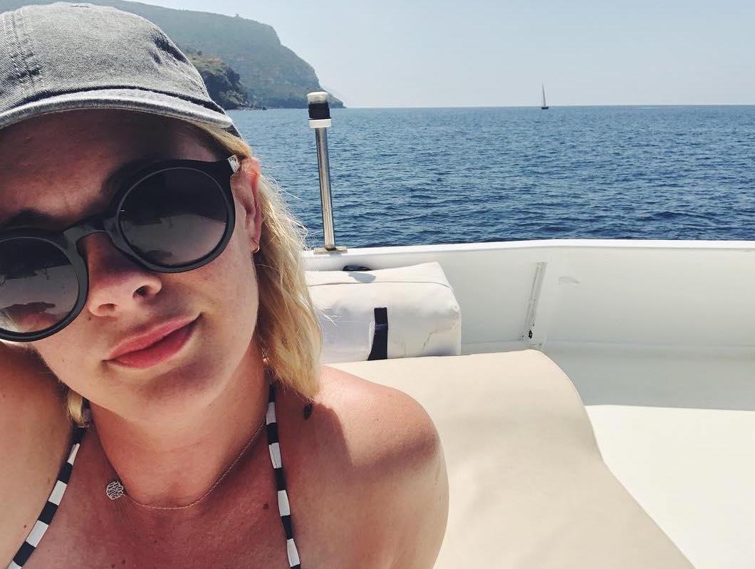 My Beauty Uniform: Alison Roman | A Cup of Jo