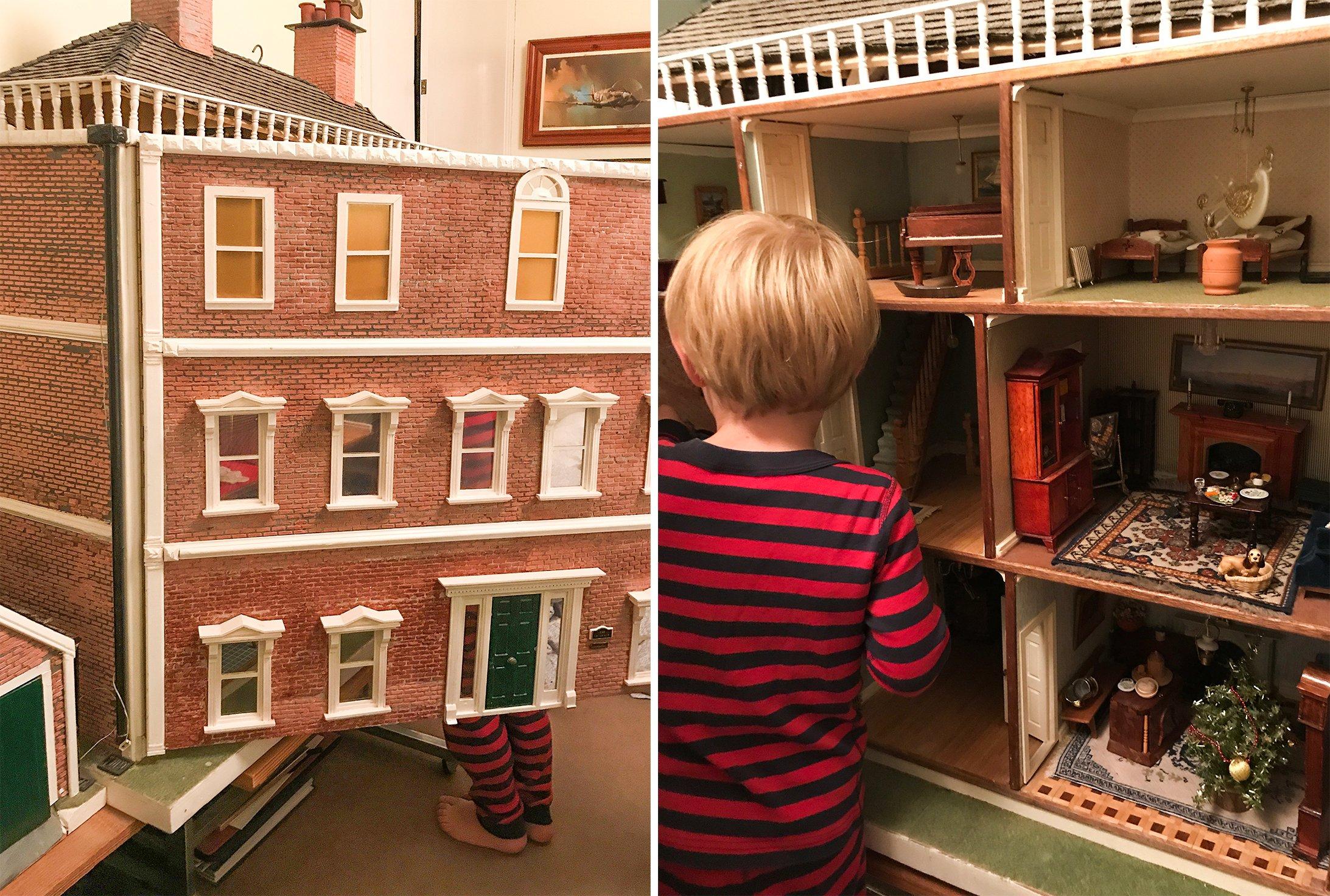 English dollhouse