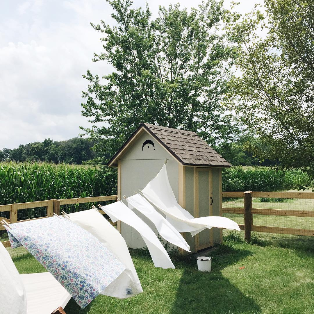 A Charming Home in the Ohio Cornfields