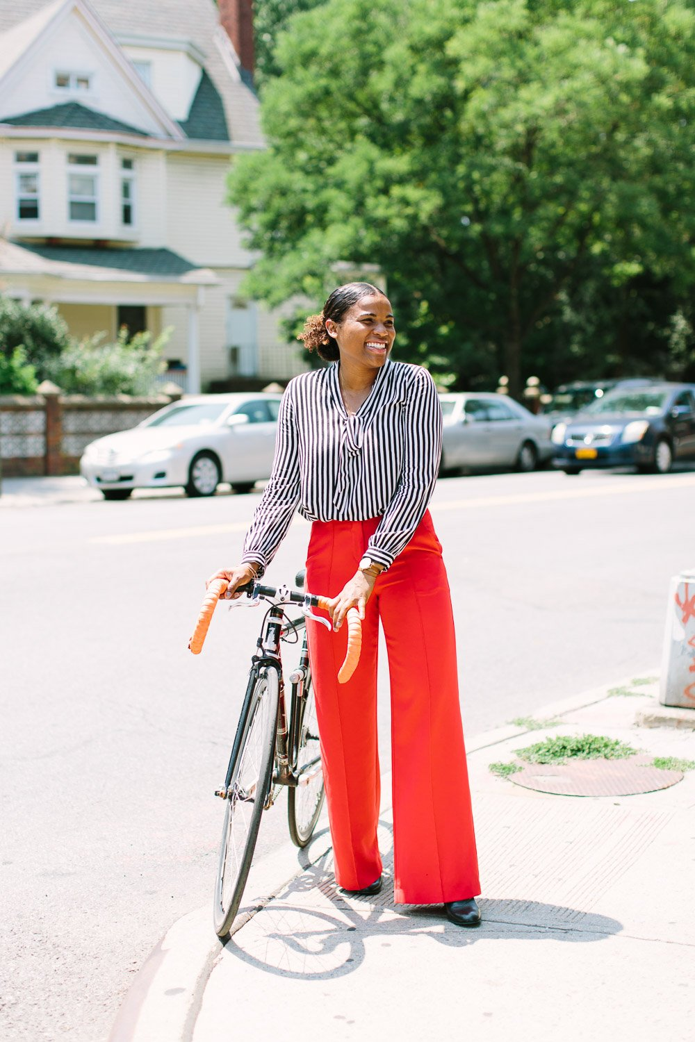 A Week of Outfits: Naudia Jones