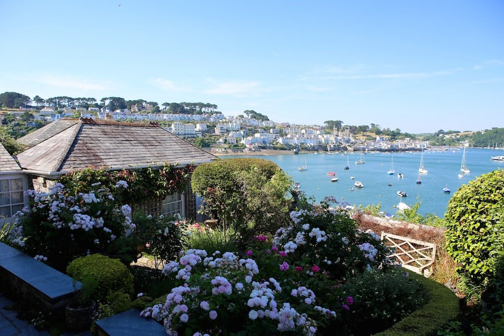 Polruan view of Fowey