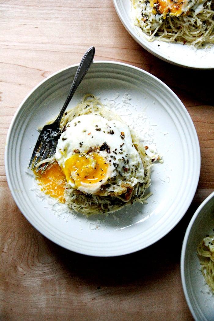 A Back-to-Basics Dinner Idea