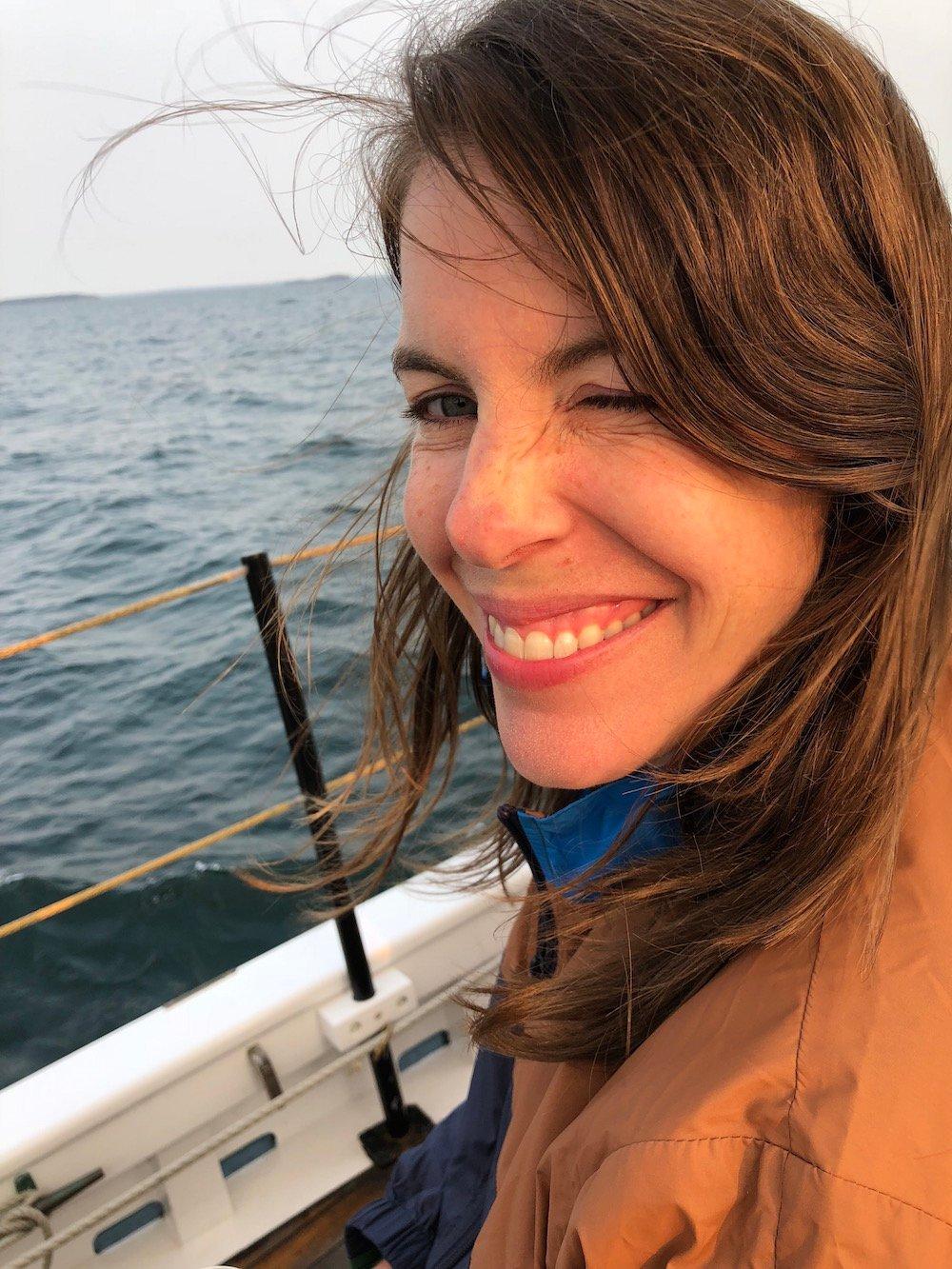 Camden sail