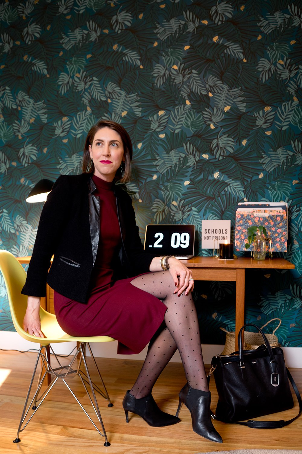 Lawyer Hannah Proff's week of outfits