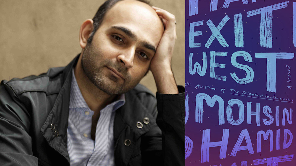 Mohsin Hamid of Exit West