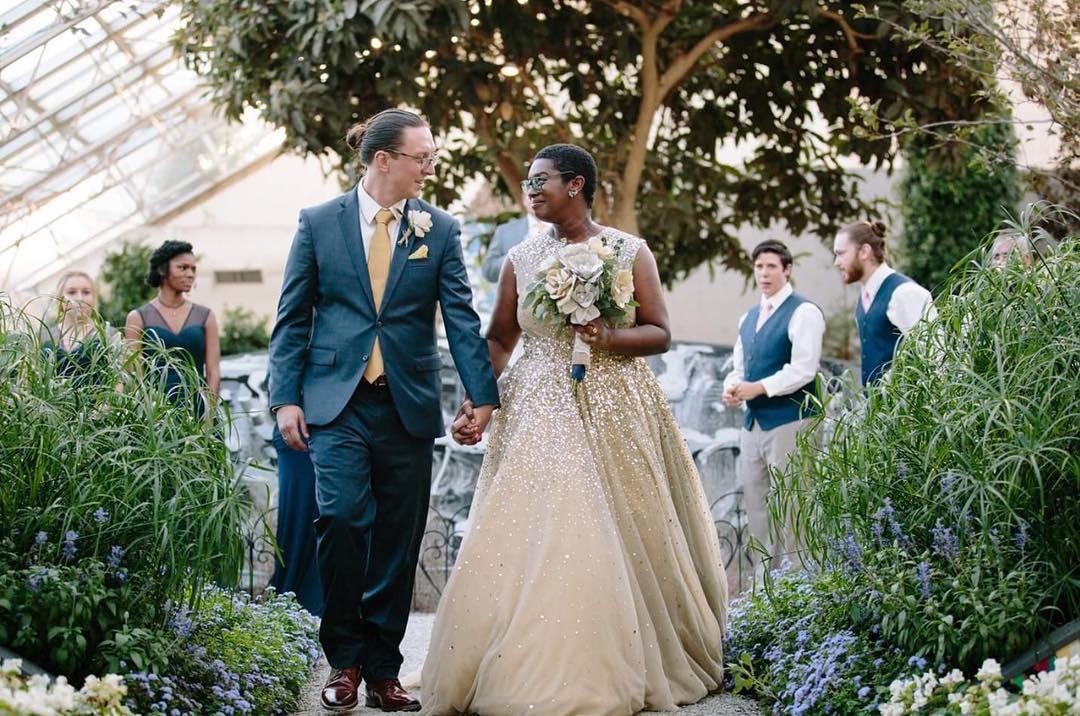ashley ford's wedding