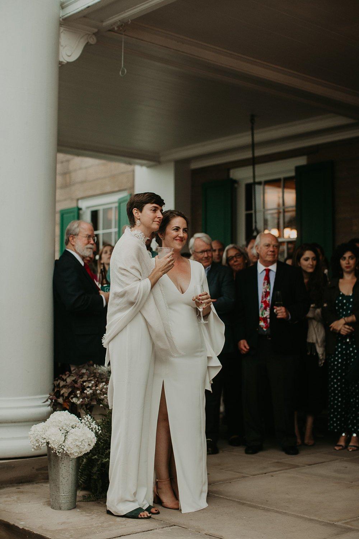 courtney baxter's wedding