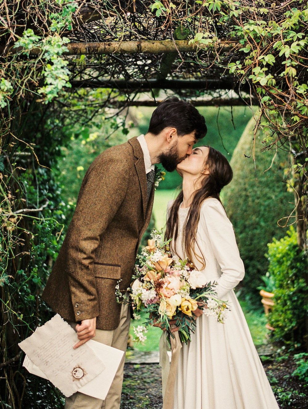 english countryside wedding