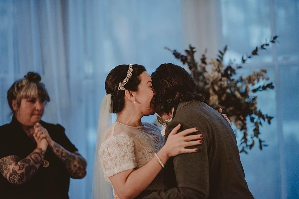 lisa and inge's wedding