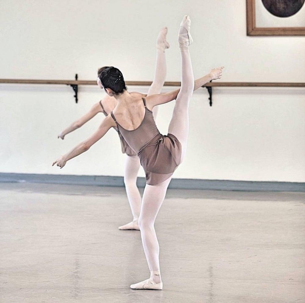 Maria Khoreva ballet dancer