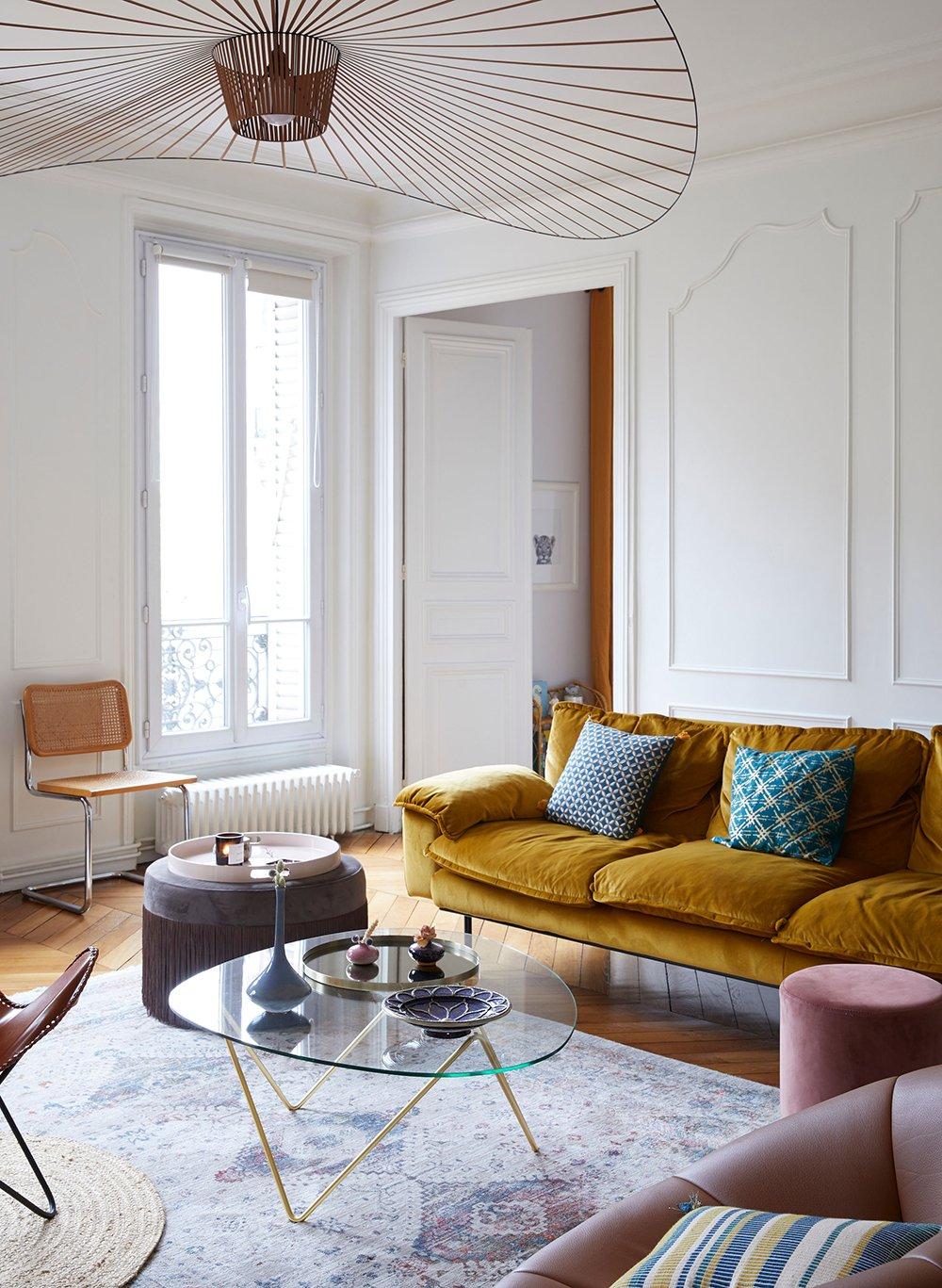 Paris House Tour