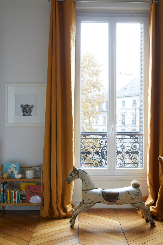 Paris House Tour