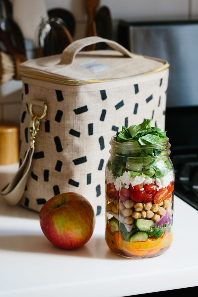 Five Easy Work Lunches