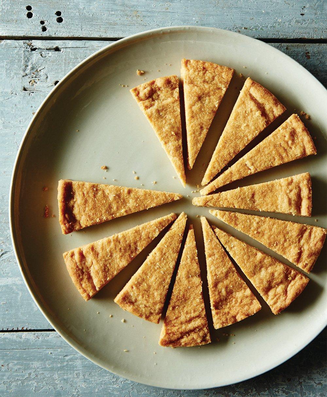 Three-Ingredient Brown Sugar Shortbread