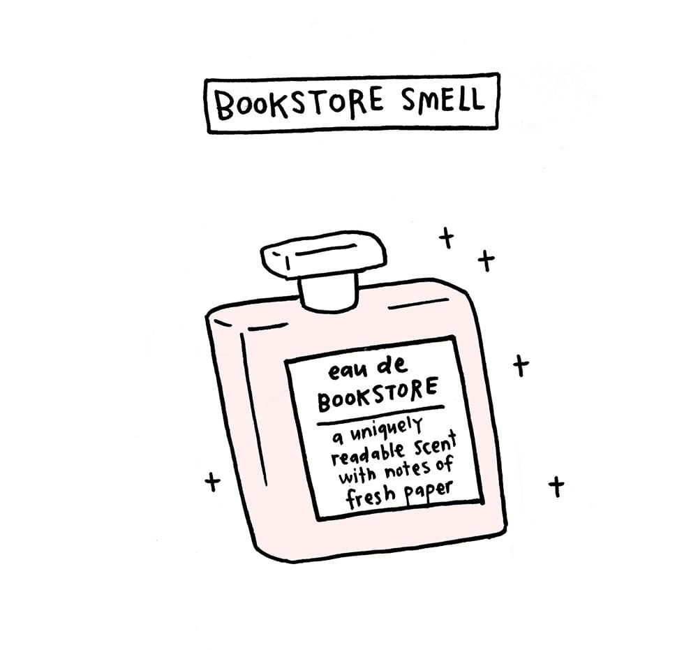 Brooke Barker bookstore