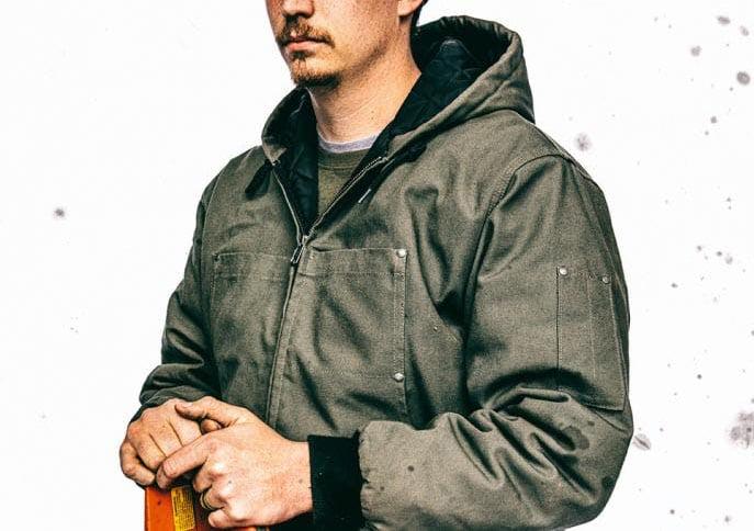 filson utility jacket