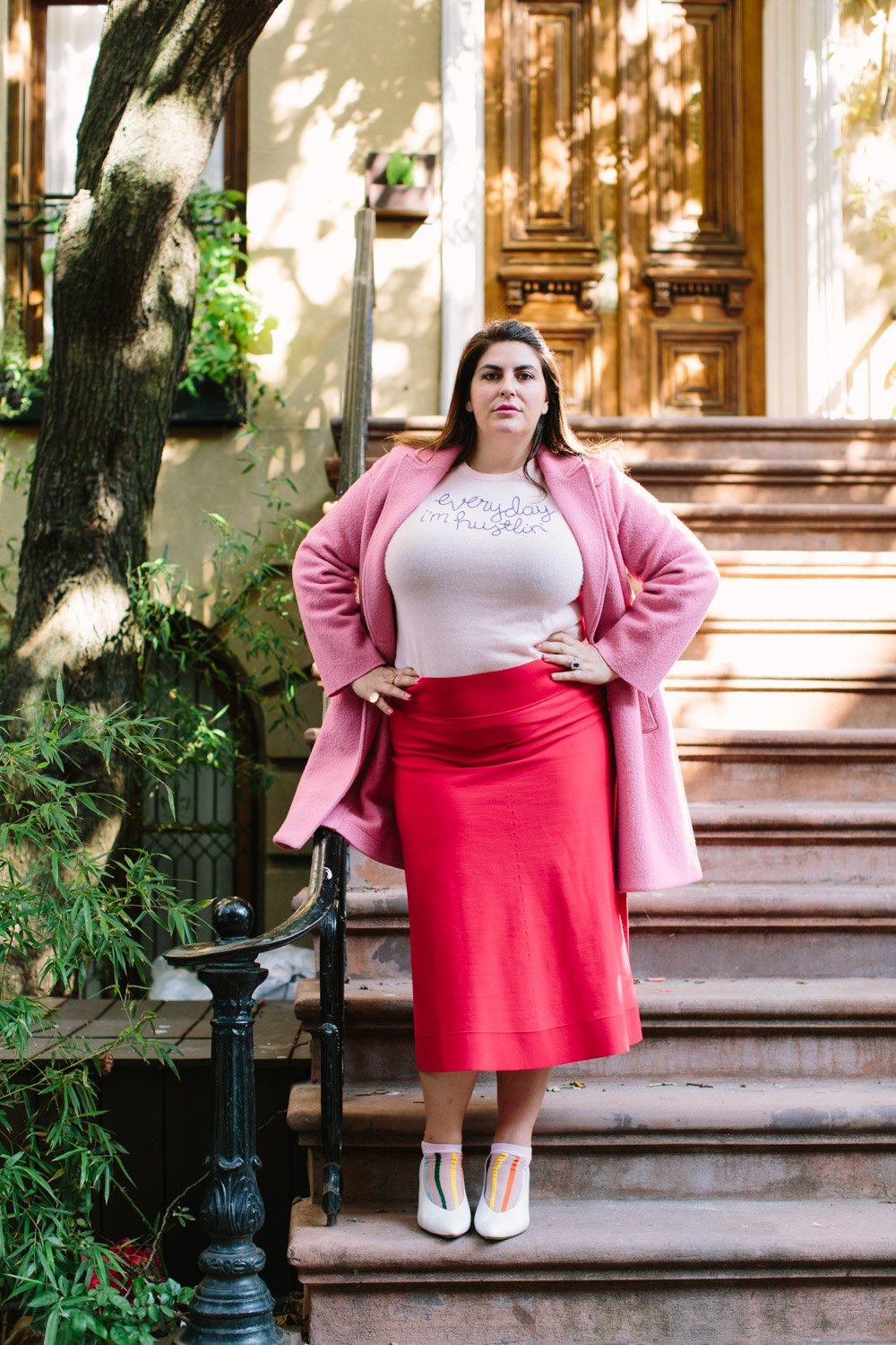 A Week of Outfits: Katie Sturino