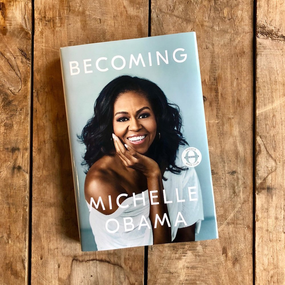 Michelle Obama's memoir Becoming