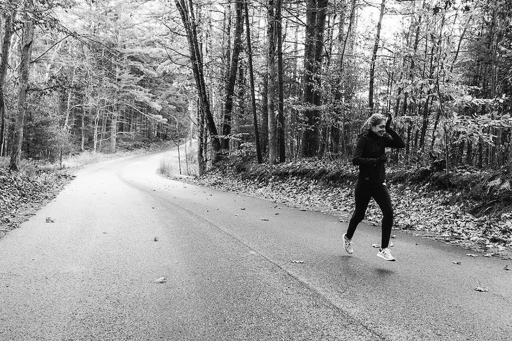 tracksmith running