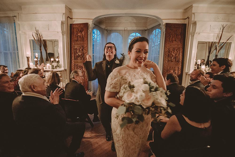 Lisa Inge wedding