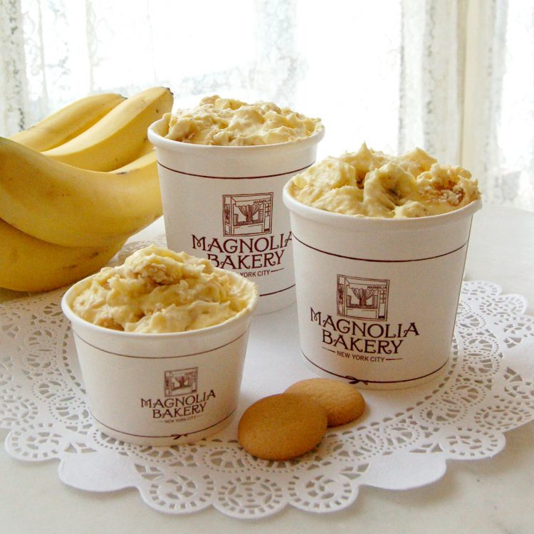 Banana Pudding by Magnolia Bakery