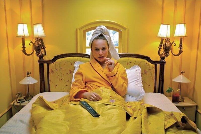 Natalie Portman hotel