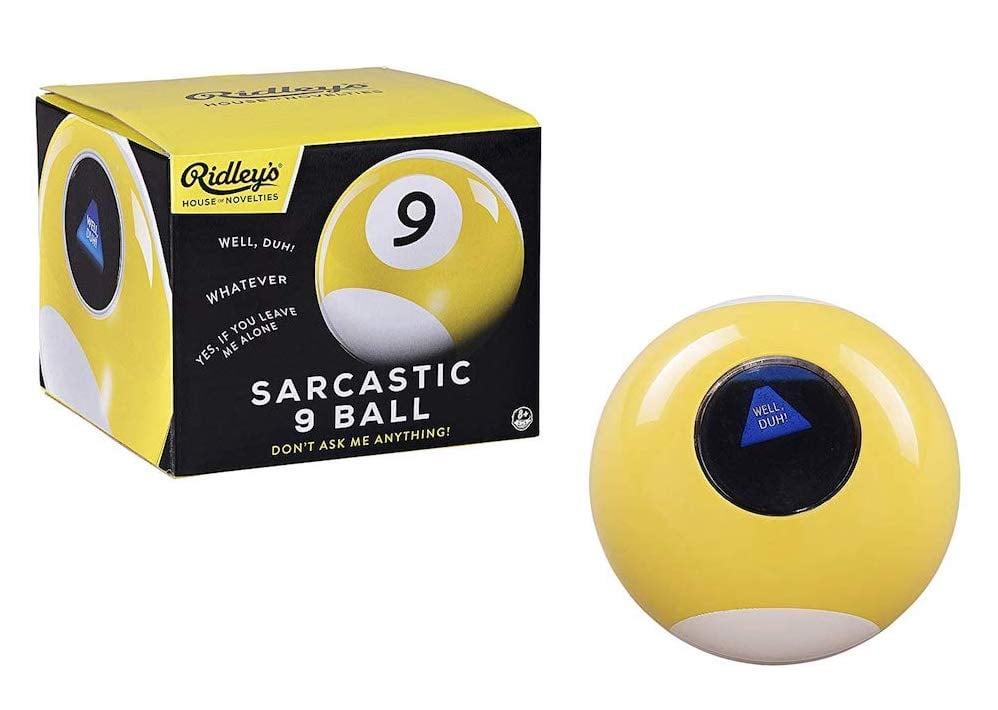 sarastic 8 ball