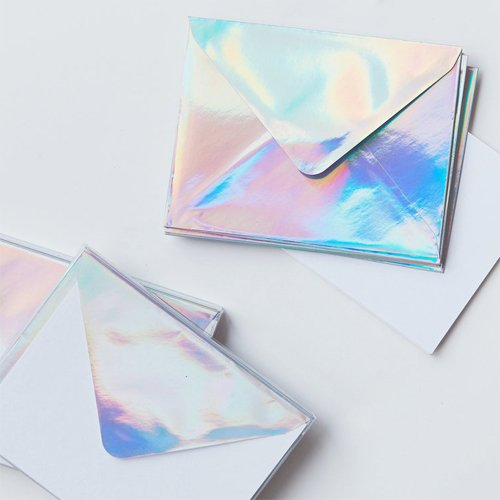 Holographic Stationery