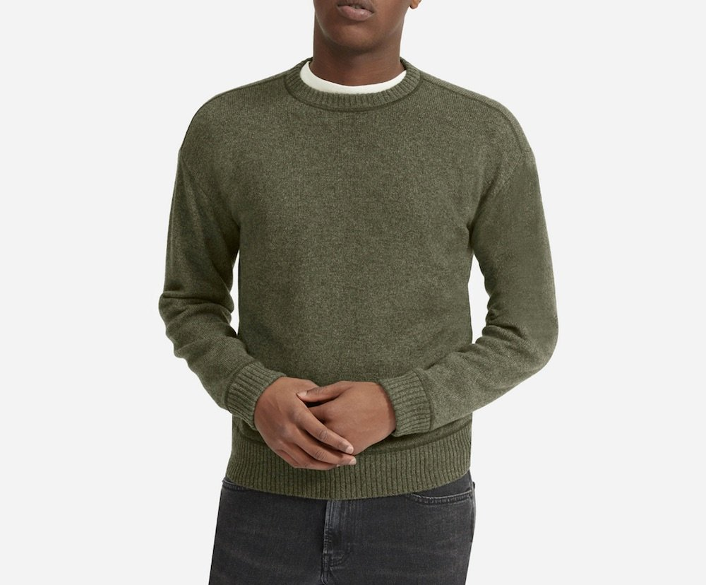 cashmere everlane sweater