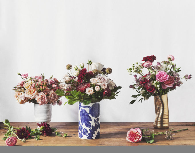 Urban Stems x Vogue Bouquets