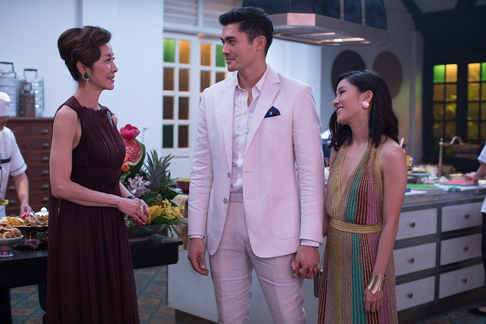 A Q&A With the Crazy Rich Asians Costume Designer