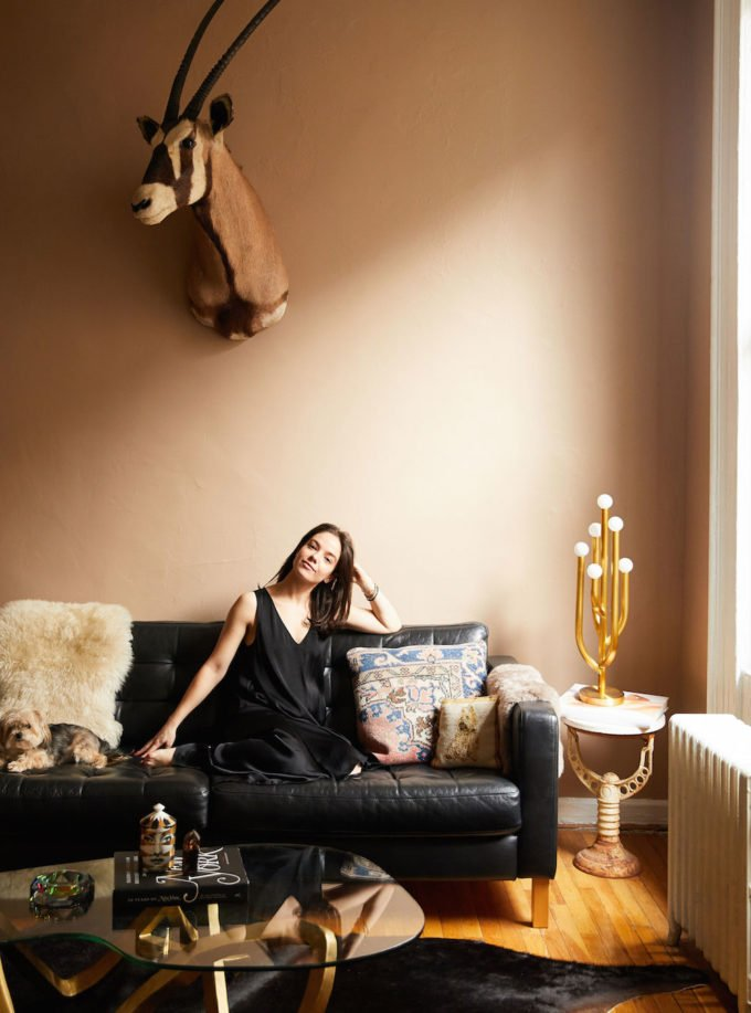 Caroline Donofrio Apartment Tour