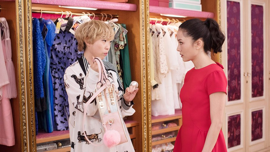A Q&A With the 'Crazy Rich Asians' Costume Designer