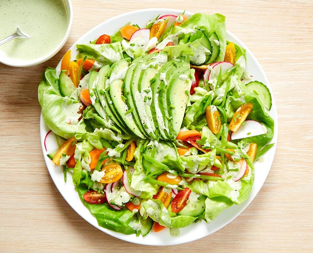 Yossy Arefi salad