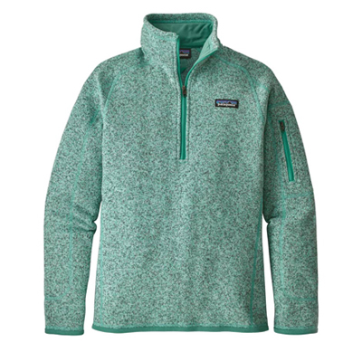 Fleece Half-Zip