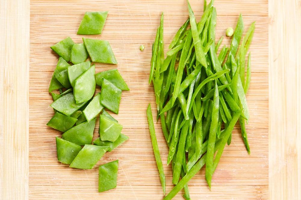 Yossy Arefi snow peas