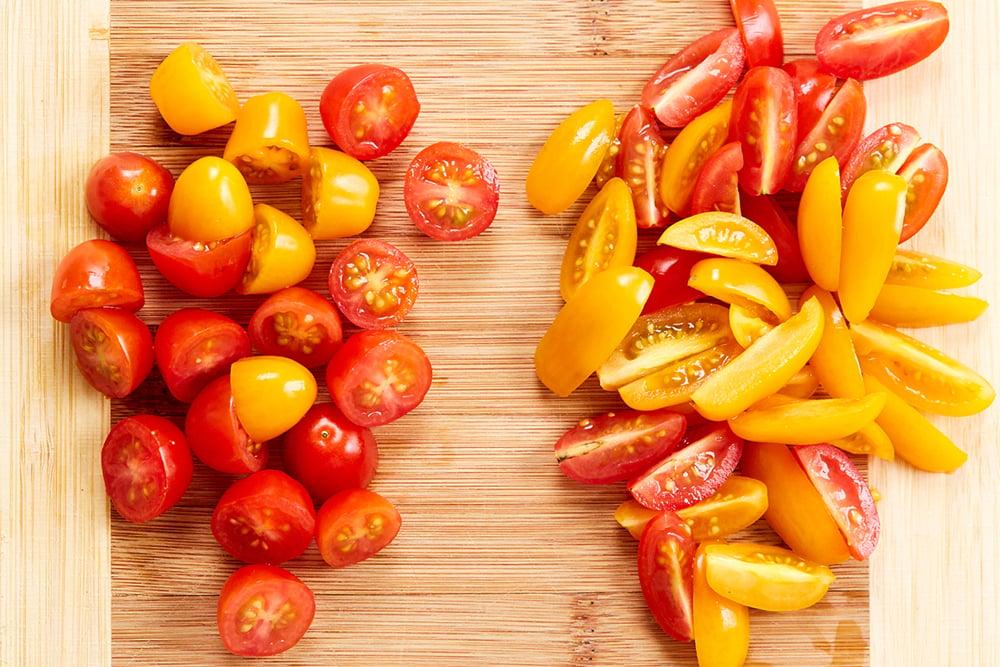Yossy Arefi tomatoes