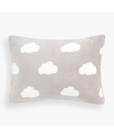 Cloud children's throw pillow