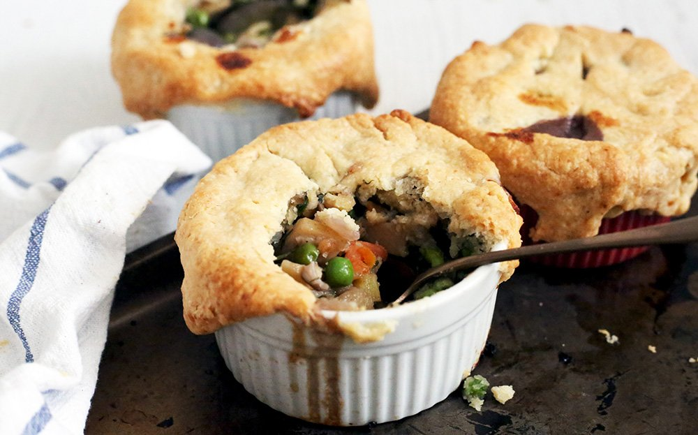 Trader Joe's Pot Pie Recipe