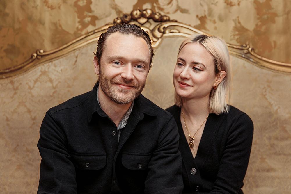 Aaron and Julia Robbs
