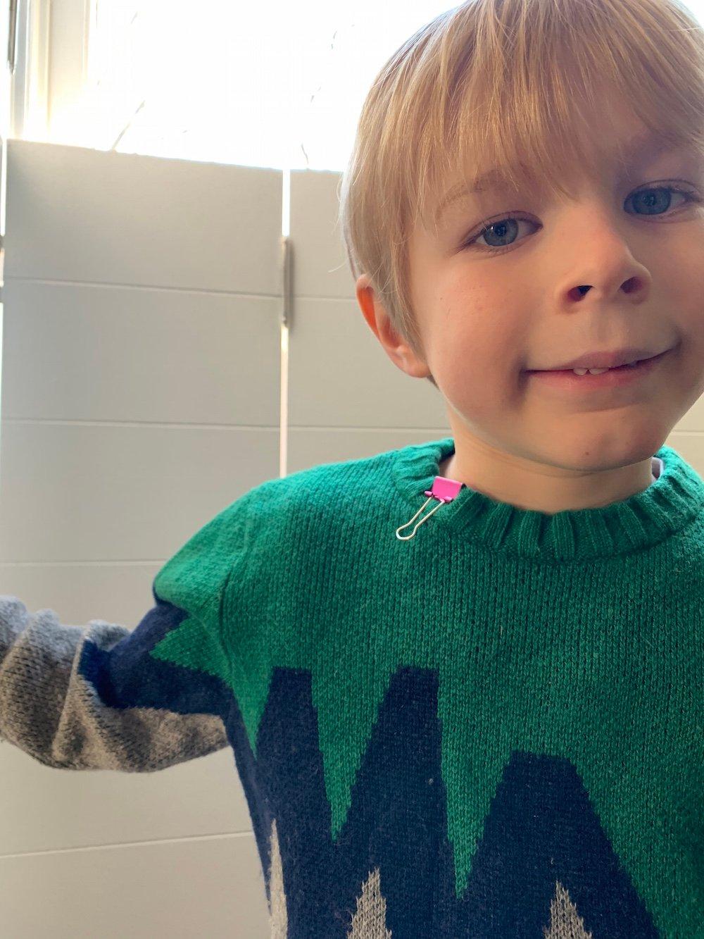 Week of Outfits: Anton
