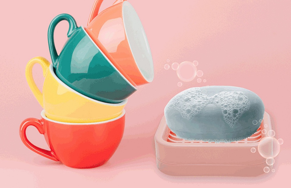 best bar soap for washing dishes