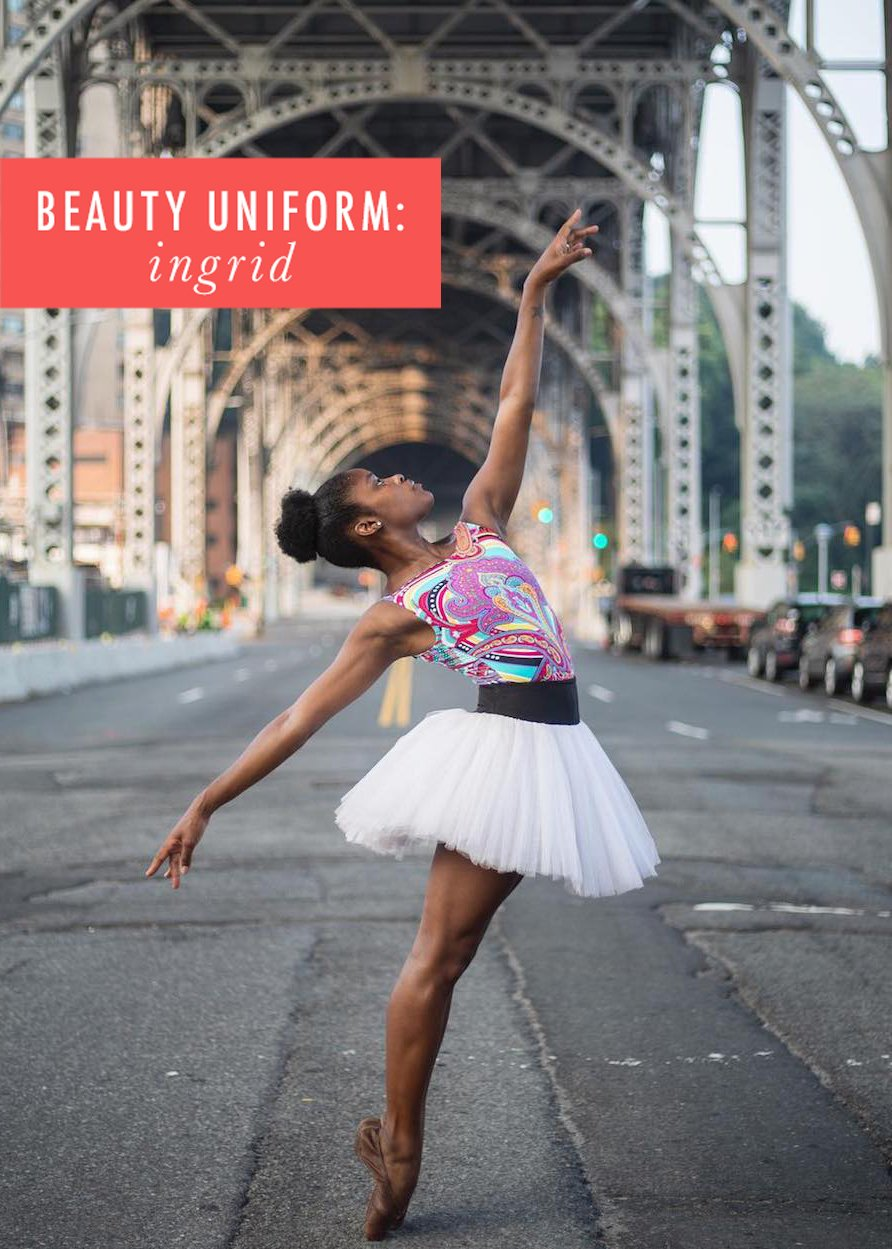 My Beauty Uniform: Ingrid Silva